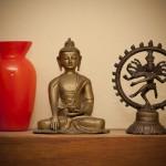 Buddah and Nataraja