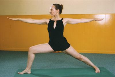 Yoga Nook - Pose 1