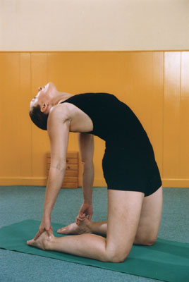 Yoga Nook - Pose 10