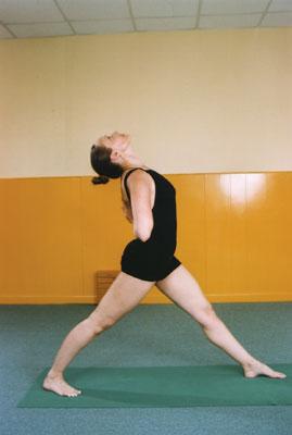 Yoga Nook - Pose 11
