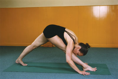 Yoga Nook - Pose 12
