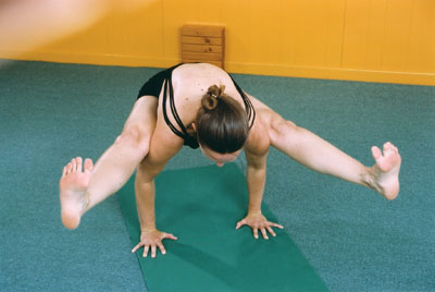 Yoga Nook - Pose 13