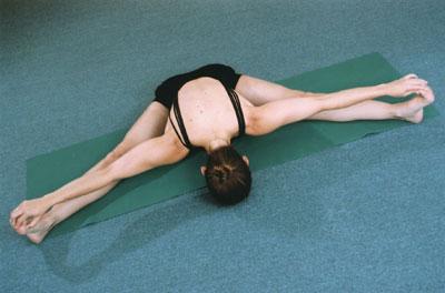 Yoga Nook - Pose 15