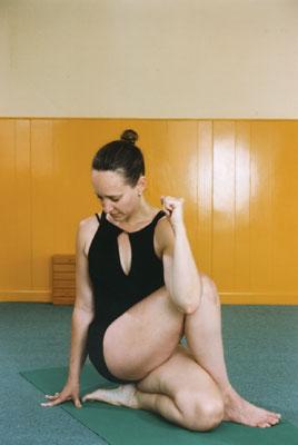 Yoga Nook - Pose 16