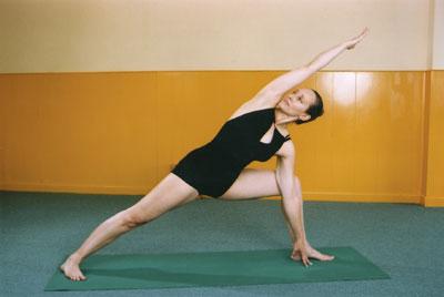 Yoga Nook - Pose 17