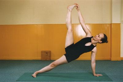 Yoga Nook - Pose 2
