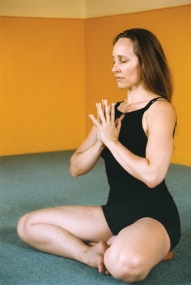Yoga Nook - Pose 4