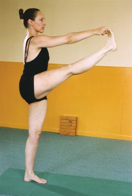 Yoga Nook - Pose 8