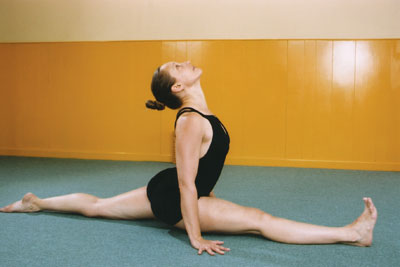 Yoga Nook - Pose 9